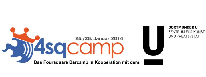 4sqcamp in Kooperation mit dem Dortmunder U